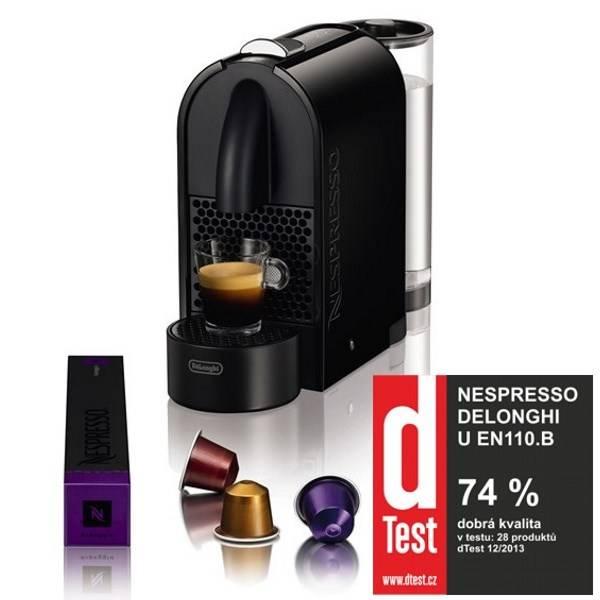 Espresso DeLonghi Nespresso U EN110B recenzie