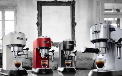 kávovary DeLonghi recenzie