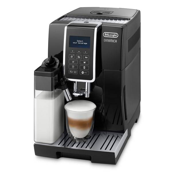 Espresso DeLonghi Dinamica ECAM 350.55 recenzia
