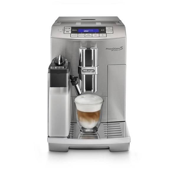 Espresso DeLonghi PrimaDonna S De Luxe ECAM28.465 recenzia