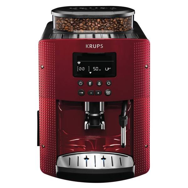 Espresso Krups EA815570 recenzia