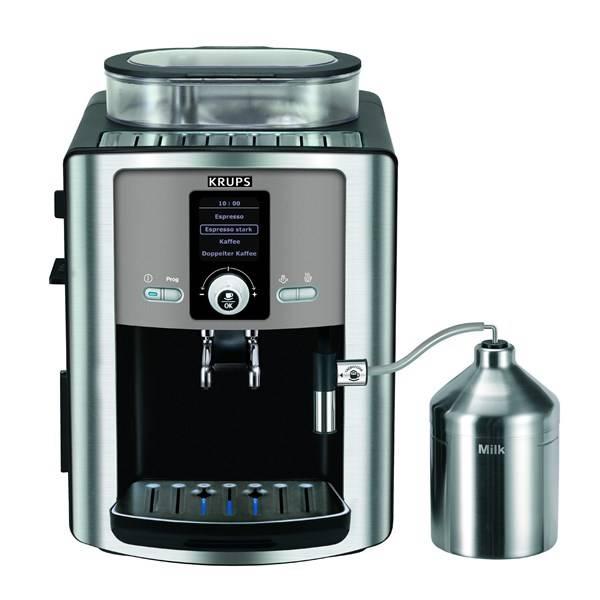 Espresso Krups Espresseria Automatic EA8050PE recenzie