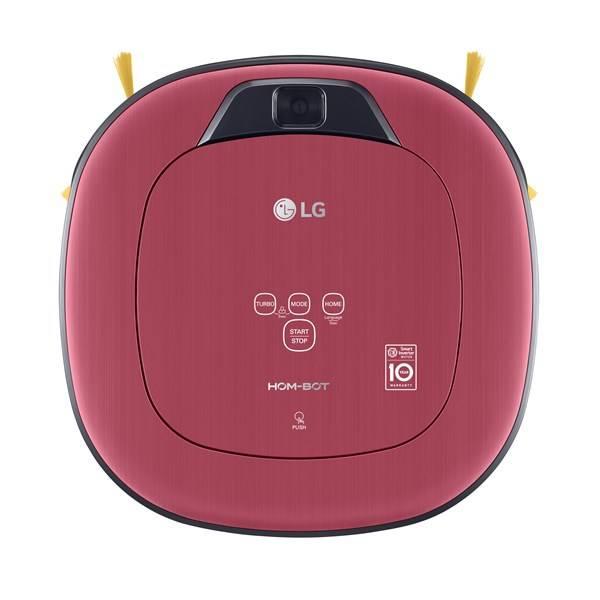 LG Hom-Bot Square VR86010RR recenzia