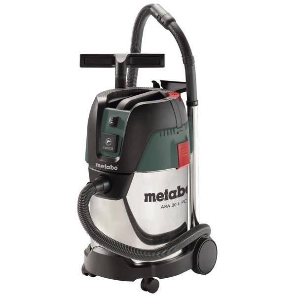 Metabo ASA-30 L PC Inox recenzie