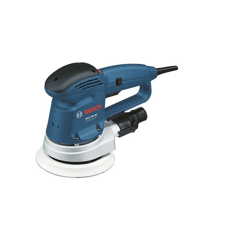 Bosch GEX 150 AC recenzie