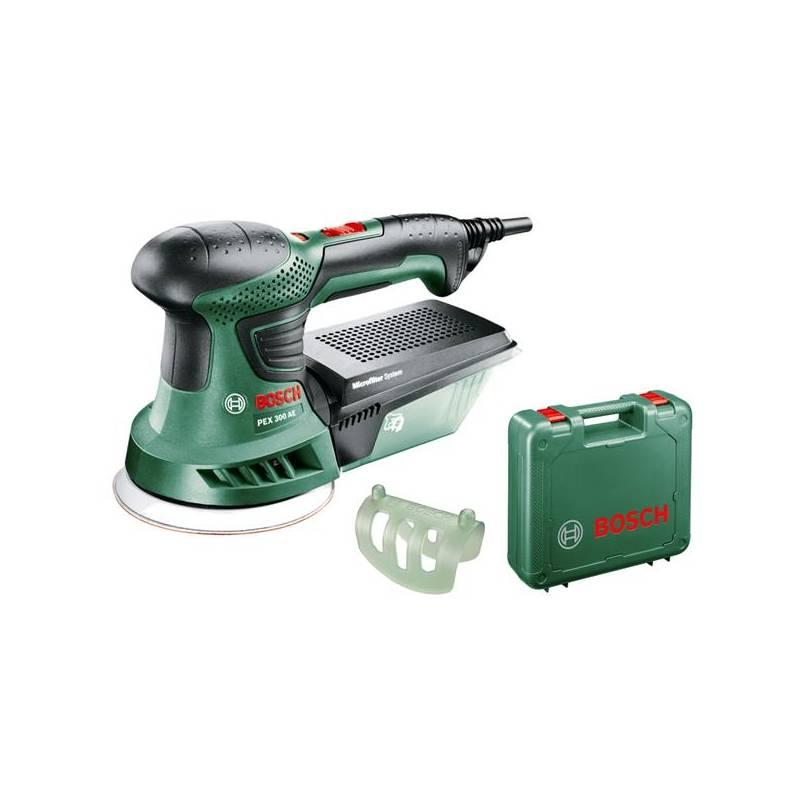 Bosch PEX 300 AE Compact recenzie