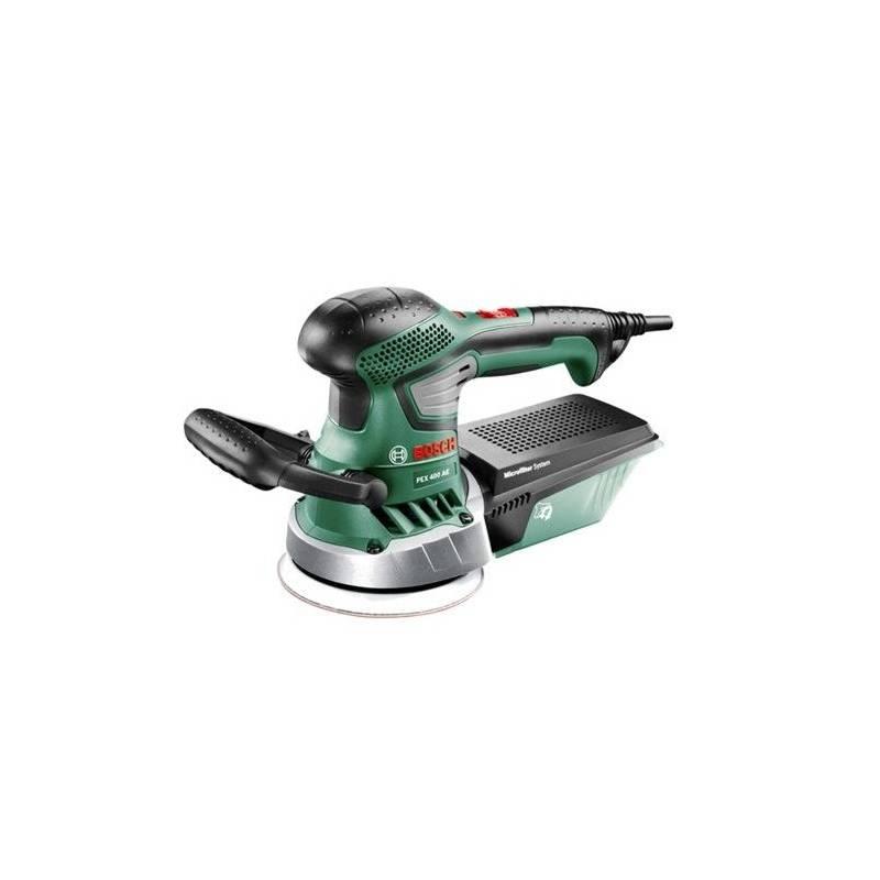 Bosch PEX 400 AE Compact recenzie