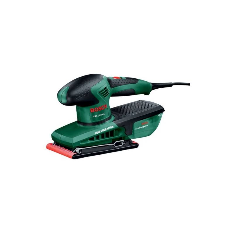Bosch PSS 200 AC recenzie