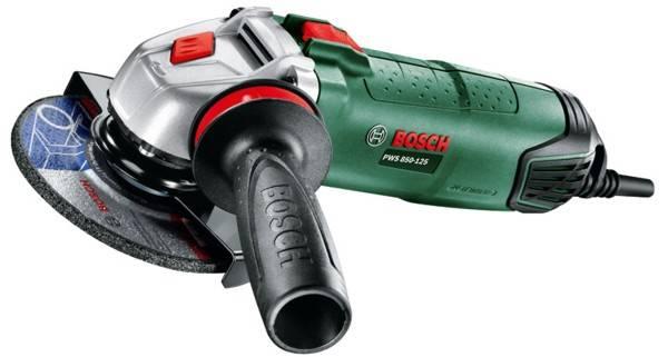 Bosch PWS 850-125 recenzie