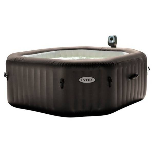 Intex Pure SPA Jet Bubble Massage Octagon recenzie