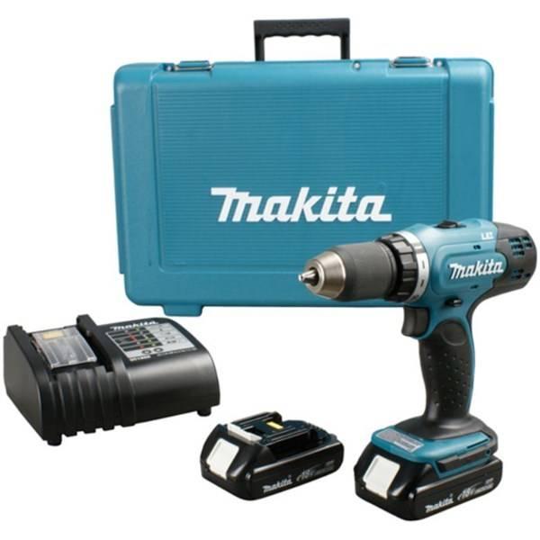 Makita DHP453SYE recenzie