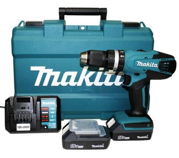 Makita HP457DWE recenzie