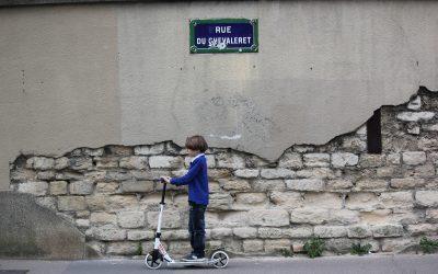 kolobežka pre deti