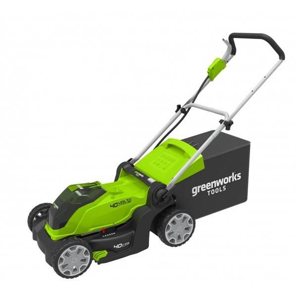 Greenworks G40LM41 recenzie