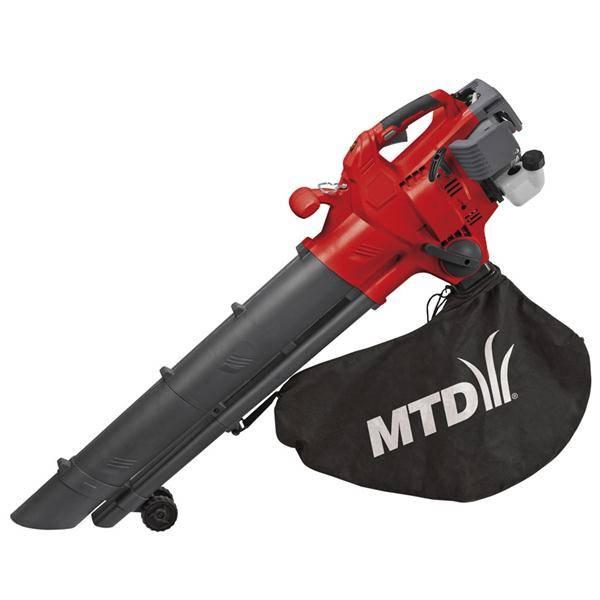MTD BV 3000 G recenzie