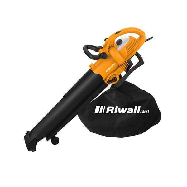 Riwall REBV 3000 recenzie