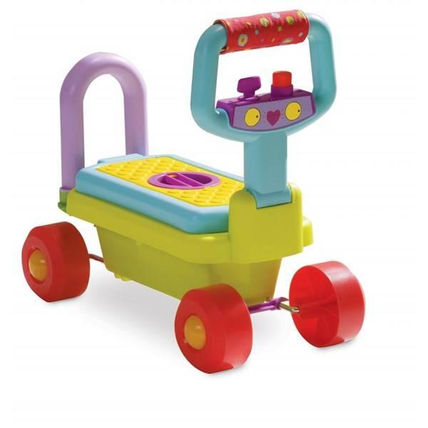 Taf toys 4v1 recenzie
