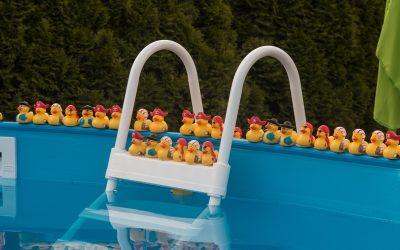 nadzemný bazén