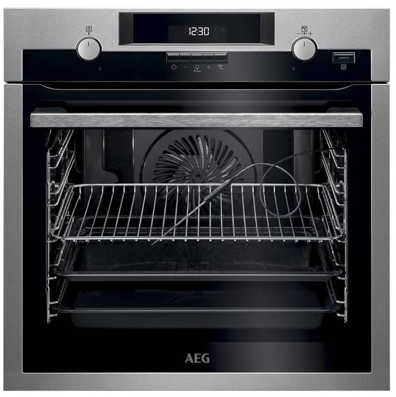 AEG Mastery BPE552320M recenzie