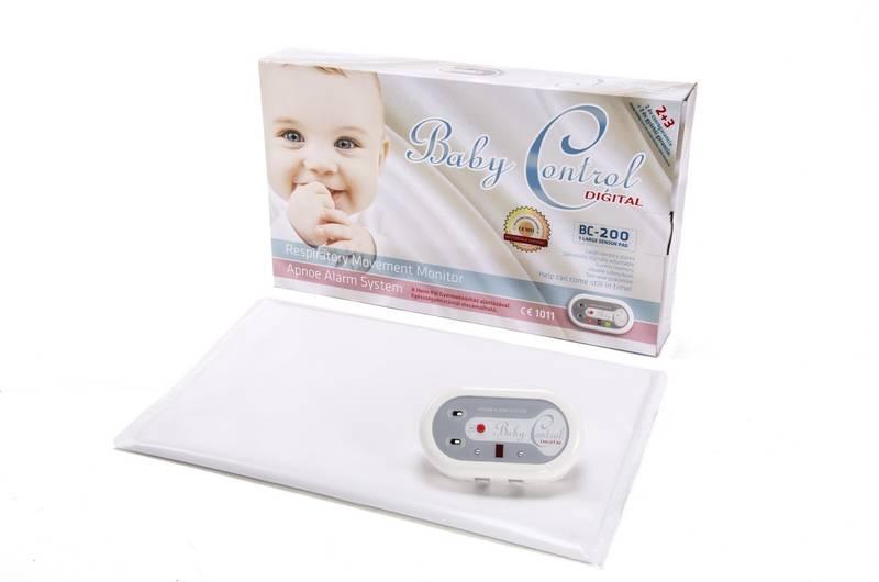 Baby Control BC-200 recenzie