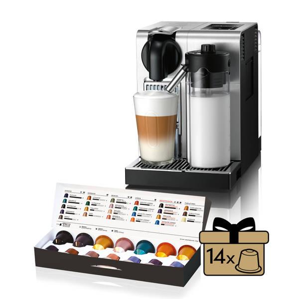 DeLonghi Nespresso Lattissima EN750MB recenzie