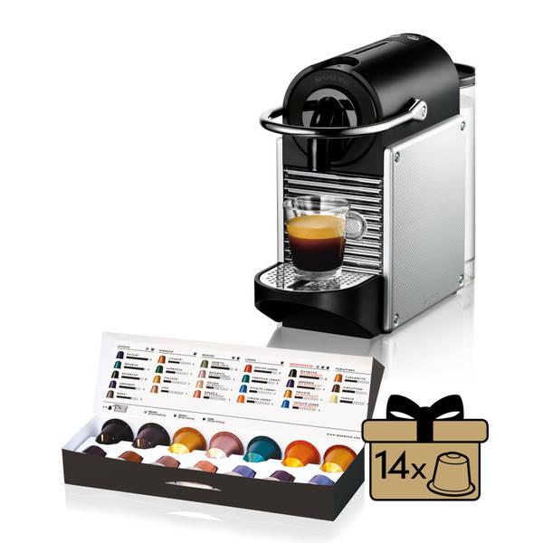 DeLonghi Nespresso Pixie EN125S recenzie