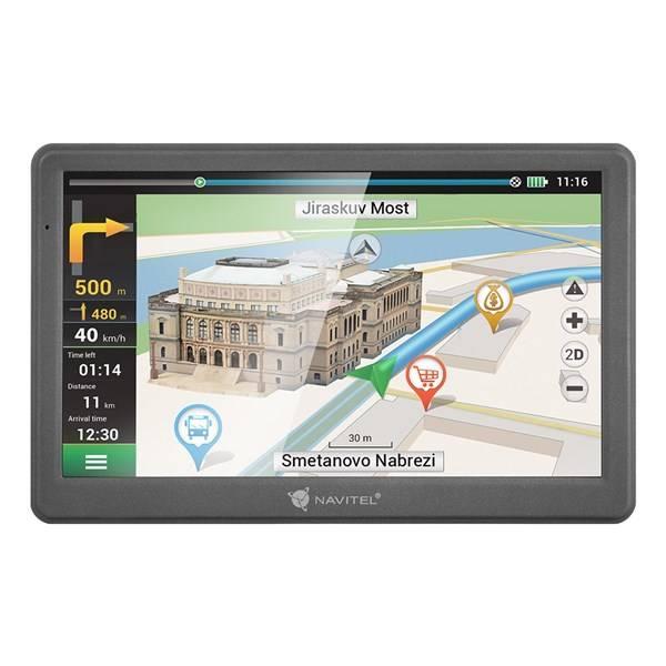 GPS Navitel E700 recenzie