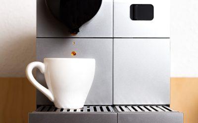kávovar na kapsule