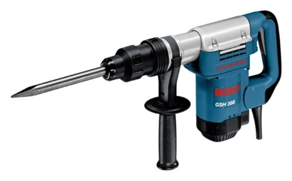Bosch GSH 388 Professional recenzie