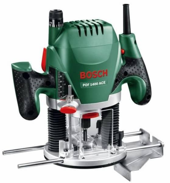 Bosch POF 1400 ACE recenzie