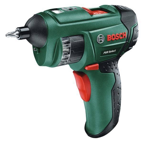 Bosch PSR 3-6 S recenzie