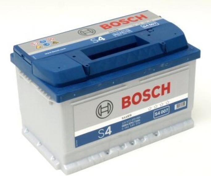 Bosch S4 12V 74Ah 680A recenzie