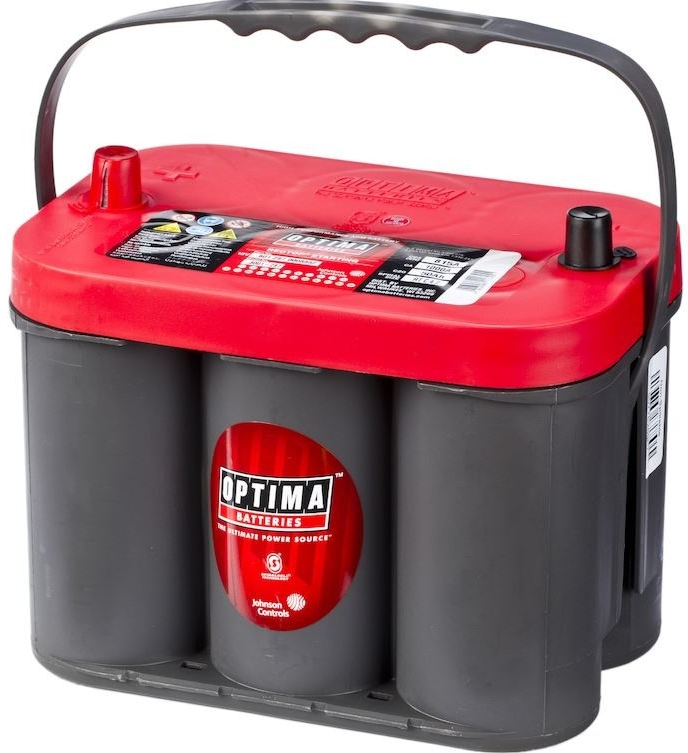 Optima Red Top C-4.2 12V 50Ah 815A recenzie