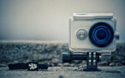 outdoorová kamera