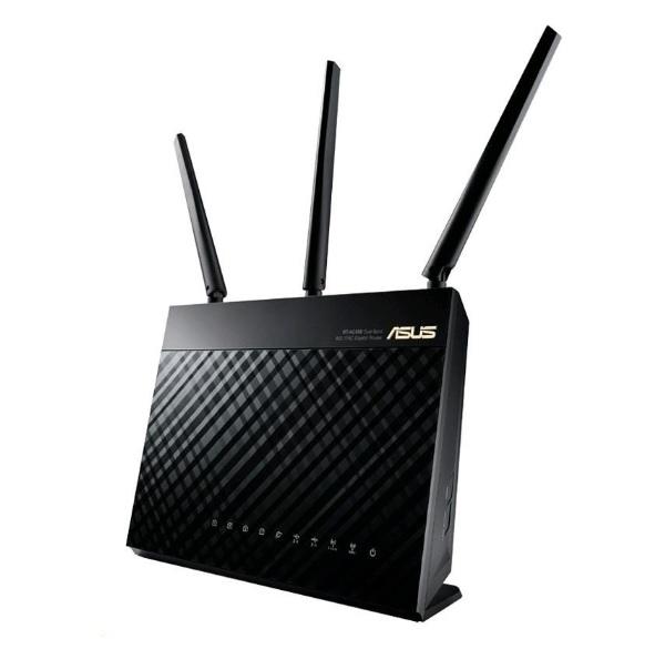 Asus RT-AC68U recenzie
