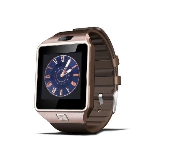 Erenbach Smartwatch DZ09 recenzie