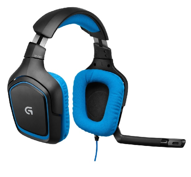 Logitech Gaming Headset-G430 recenzie