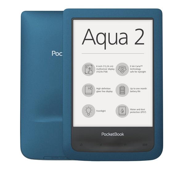 PocketBook 641 Aqua-2 recenzie
