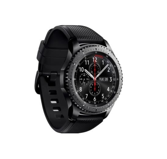 Samsung Gear S3 Frontier recenzie