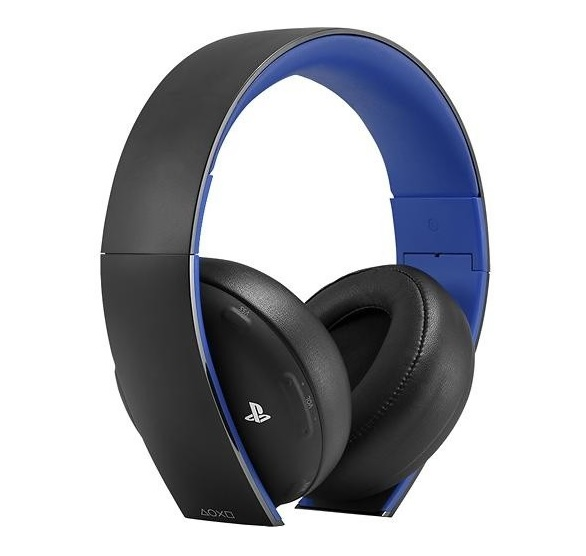 Sony PS4 Wireless Stereo-Headset recenzie