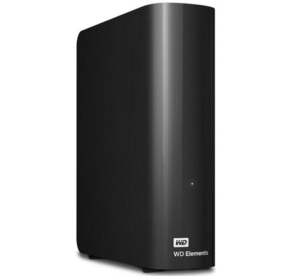 WD Elements 4TB recenzie