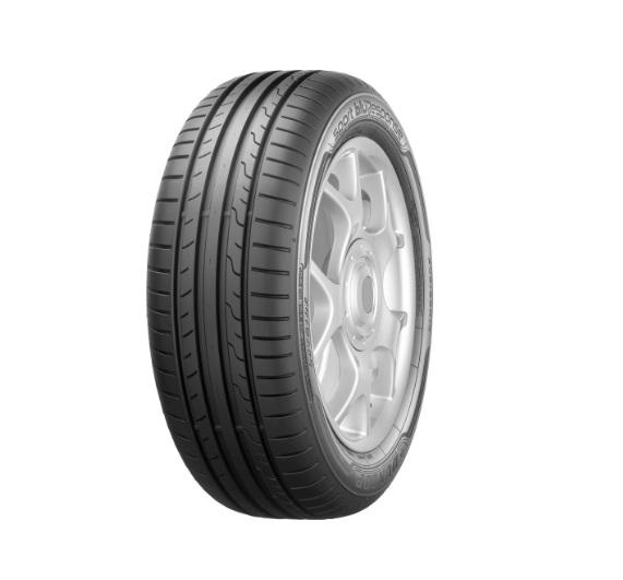 Dunlop SP Sport BluResponse recenzie