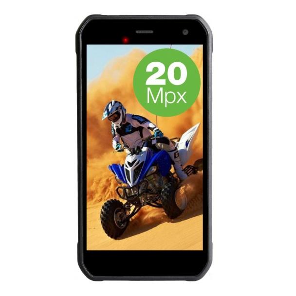 Evolveo StrongPhone G8 recenzie