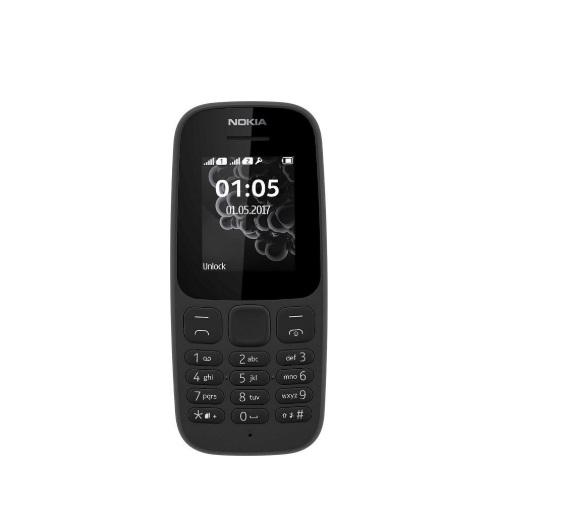 Nokia 105 2017 Dual SIM recenzie