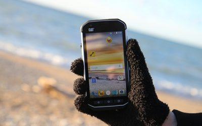 mobilný telefón Caterpillar