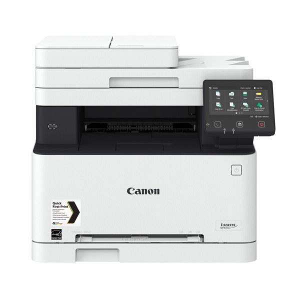 Canon i-Sensys MF635Cx recenzie