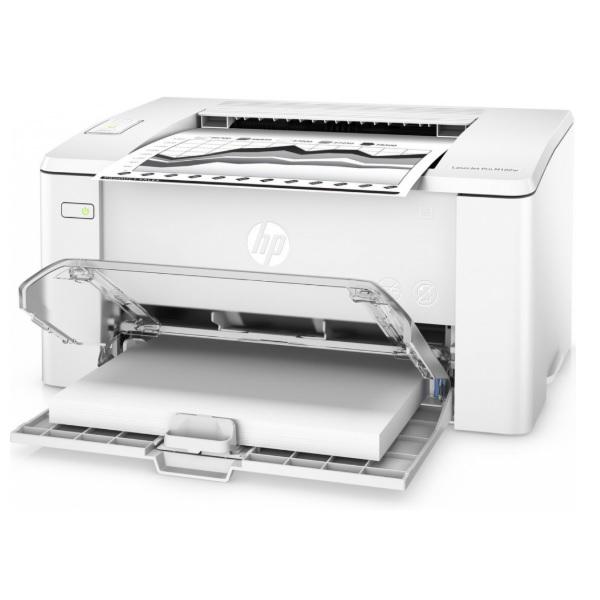 HP LaserJet Pro-M102w recenzie