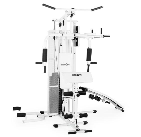 Klarfit Ultimate Gym 5000 recenzie