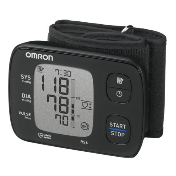Omron RS6 recenzie