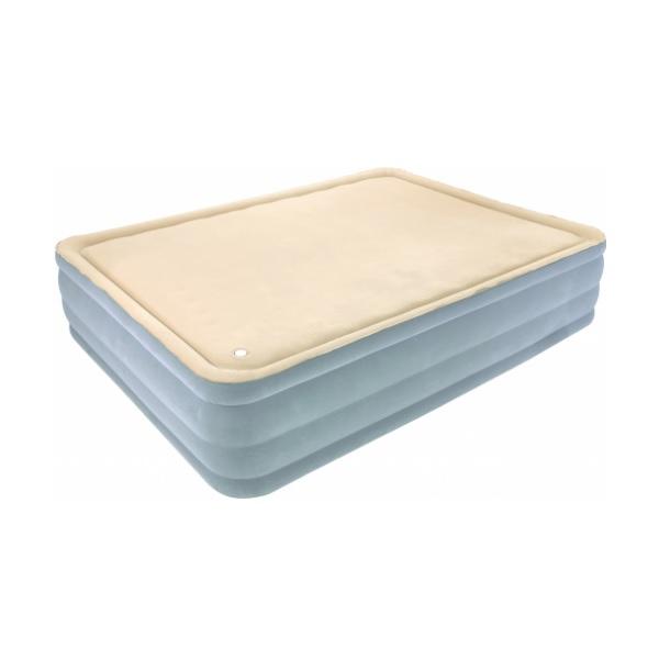 Bestway Air-Bed Komfort Foamtop 67486 recenzie